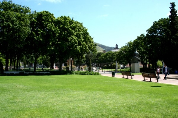 Company Gardens_Cape Town_South Africa_Magic Mountain