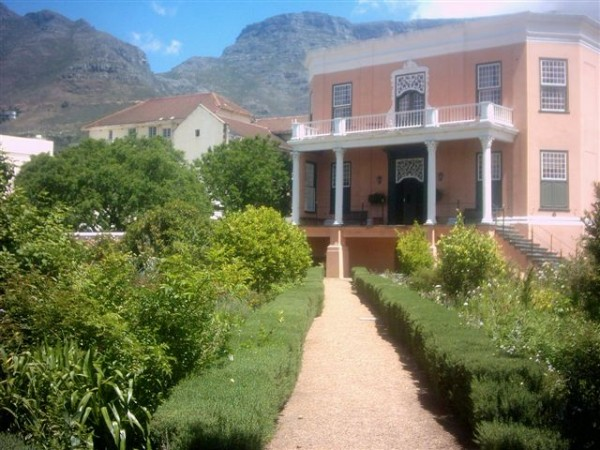 Museum Buitenkant _Cape Town_South Africa_Magic Mountain