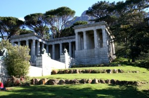 Rhodes Memorial_Cape Town_South Africa_Magic Mountain